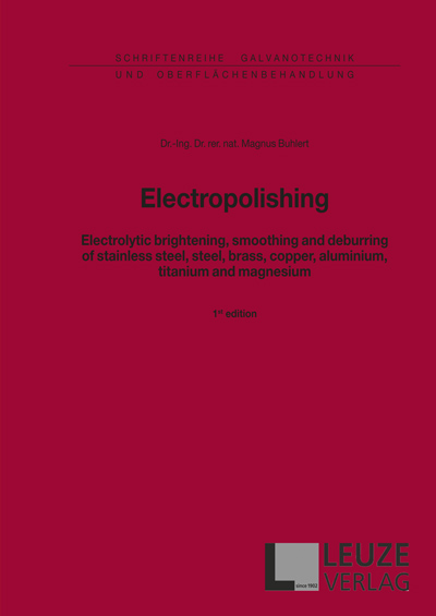 Electropolishing 2015