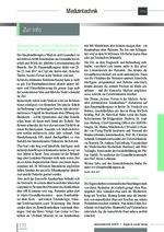 Zur Info - Medizintechnik 05/2017