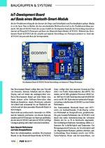 IoT-Development Board  auf Basis eines Bluetooth-Smart-Moduls