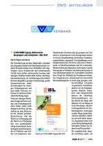 DVS-Mitteilungen 06/2017