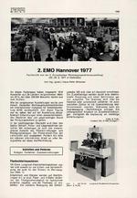 2. EMO Hannover 1977