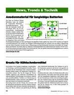 News, Trends & Technik – Umwelttechnik 09/2020