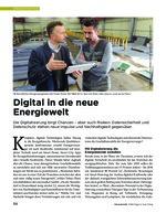 Digital in die neue Energiewelt