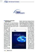 FBDi-Informationen 11/2020