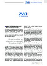 ZVEI-Informationen 11/2020
