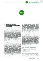 iMAPS-Mitteilungen 11/2020