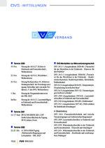 DVS-Mitteilungen 11/2020