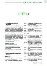 FED-Informationen 09/2017