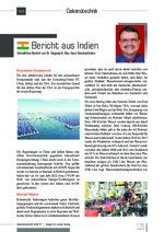 Bericht aus Indien 08/2017