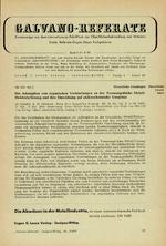 Galvano-Referate 03/1959