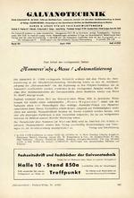 Hannover'sche Messe / Automatisierung