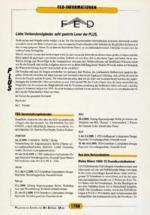 FED-Informationen 12/1999