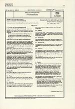 DIN-Entwurf 54 401