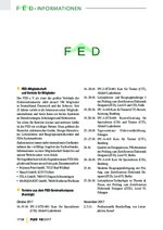FED-Informationen 10/2017
