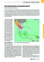 Die südostasiatische Leiterplattenindustrie