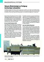 Vakuum-Ätztechnologie zur Fertigung hochwertiger Leiterplatten