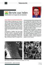 Bericht aus Indien 09/2018