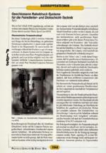 Geschlossene Rakeldruck-Systeme für die Feinstleiter- und Dickschicht-Technik (Teil 3)