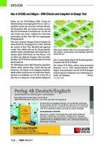 Neu in OrCAD und Allegro – DfM-Checks sind integriert im Design Tool