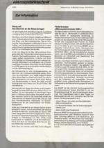 Zur Info - Mikrosystemtechnik 07/2000