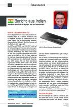 Bericht aus Indien 10/2017