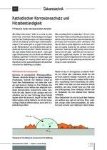 Kathodischer Korrosionsschutz und Hitzebeständigkeit