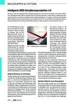 Intelligente SMD-Schablonenproduktion 4.0