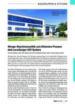 Weniger Maschinenausfälle und effizientere Prozesse dank zuverlässiger USV-Systeme