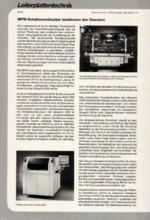 MPM-Schablonendrucker bestimmen den Standard