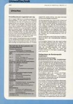 Umschau 12/1999