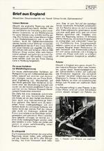 Brief aus England 01/1976
