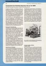 Trenntechnik der Westfalia Separator AG auf der SMM