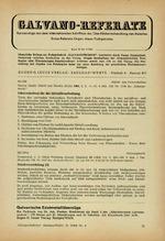 Galvano-Referate 09/1964
