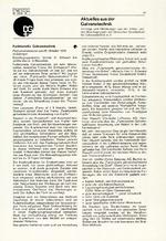 Aktuelles aus der Galvanotechnik 01/1976