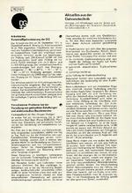 Aktuelles aus der Galvanotechnik 01/1972
