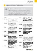 Tagungen / Fachmessen / Weiterbildungen 07/2020