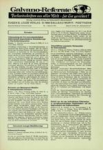 Galvano-Referate 01/1976