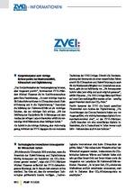 ZVEI-Informationen 07/2020