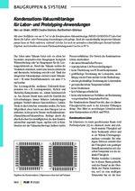 Kondensations-Vakuumlötanlage für Labor- und Prototyping-Anwendungen