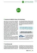 iMAPS-Mitteilungen 07/2020